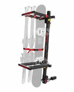 Hitch Mount Ski Rack