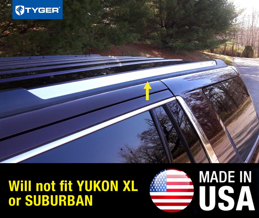 1992-2021 4 Layer Semi-Custom Fit Full SUV Cover For GMC Yukon CCT