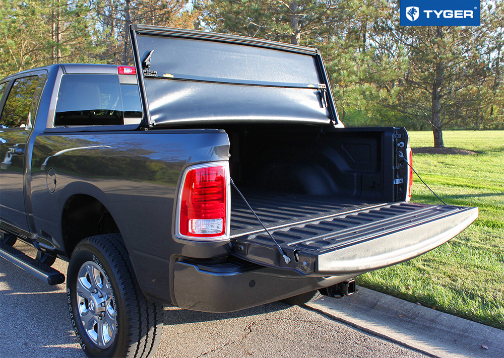 ; 2003-2018 Dodge Ram 2500 3500 Tyger Auto T3 Tri-Fold Truck Bed Tonneau Cover TG-BC3D1011 Works with 2002-2019 Dodge Ram 1500 2019 Classic ONLY Without Ram Box Fleetside 6.5 Bed